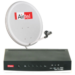 Airtel Hd Dth With & Free 1 Month starting plan