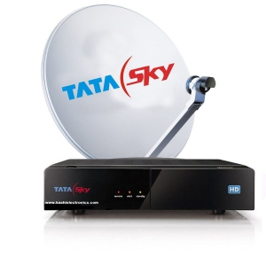 Tata Sky SD Set Top Box with 1 Month starting pack