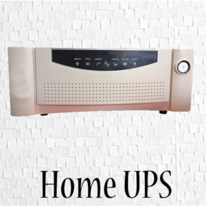 inverter&Home Ups